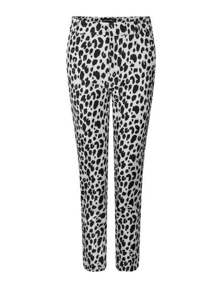 Goia Leopard Blanc