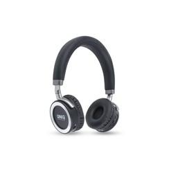 UNIQ Surround Extra Bass Wireless headphone from UNIQ Surround - Black - Silver