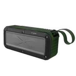 W-KING S20 Waterproof Bluetooth speaker - Groen