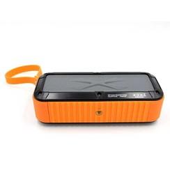 W-KING S20 Waterproof Bluetooth speaker - Oranje