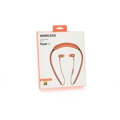 Koptelefoon Rood Stereo headphones (8719273237281 )