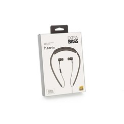Headset Schwarz - Stereo headphones (8719273237427)