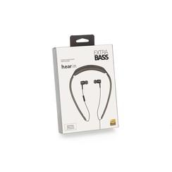 Koptelefoon Zwart Stereo headphones (8719273237427 )