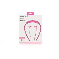 Headset Pink - Stereo headphones (8719273237267)