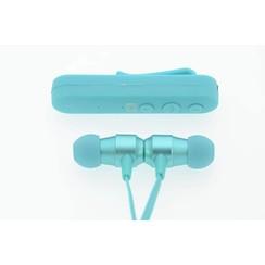 Kopfhörer Blau - Wireless Bluetooth earplugs (8719273237229)