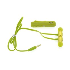 Oordopje Groen Wireless Bluetooth earplugs (8719273237243 )