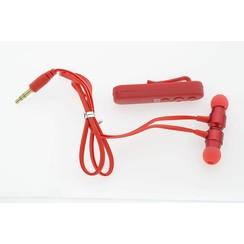 Oordopje Rood Wireless Bluetooth earplugs (8719273237236 )