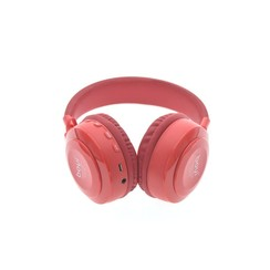 Wireless Stereo super bass Headset - Red (8719273263679)