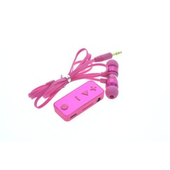 Wireless Stereo 3 in 1 Oordopjes - Hot Pink (8719273263693 )
