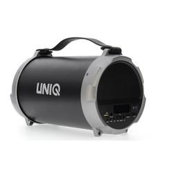 UNIQ Bass Bluetooth-Lautsprecher Schwarz (8719273225295)