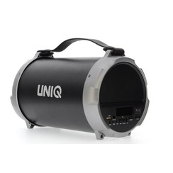 UNIQ Bass Bluetooth Speaker  - Zwart  (8719273225295)