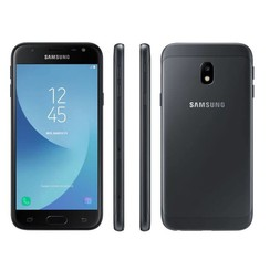 Samsung Galaxy J3 (2017) - Zwart (8033779040436)