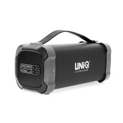 UNIQ Club Bluetooth-Lautsprecher Schwarz (8719273253557)