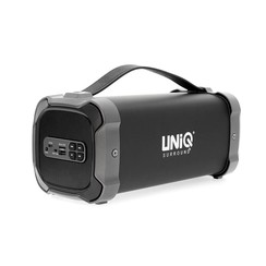 UNIQ Club Bluetooth Speaker - Zwart  (8719273253557)