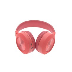 Wireless Stereo Koptelefoon - Rood (8719273263747 )