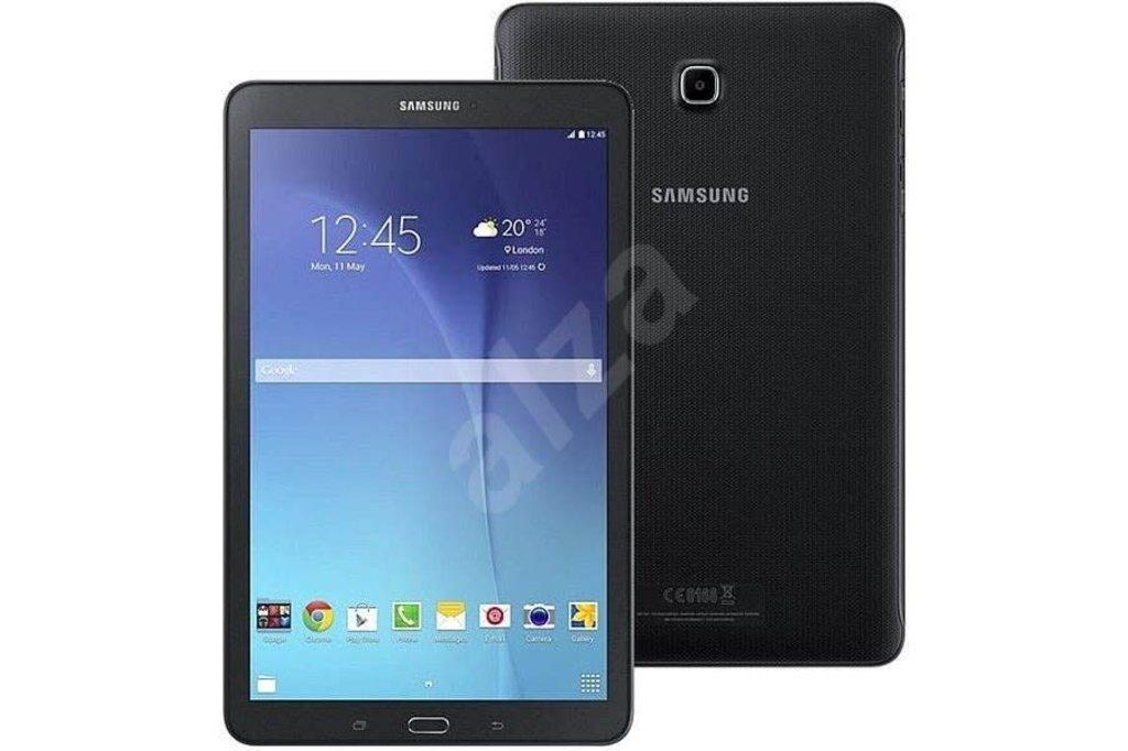 Samsung Galaxy Tab E Wifi - Zwart (8806088028750 )
