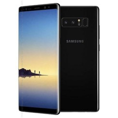 Galaxy Note 8 - Zwart (8806088926858 )