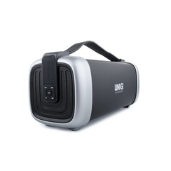 UNIQ Accessory Boombox Bluetooth Speaker - Zwart