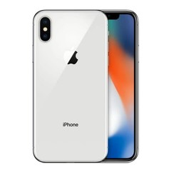 iPhone X 256GB - Zilver (190198458711 )