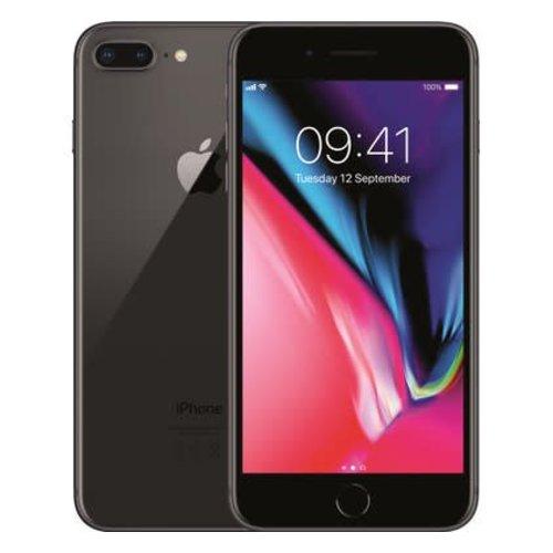 Apple Apple iPhone 8 Plus (64GB)  - Zwart