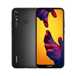 Huawei P20 Lite (64GB) - Zwart