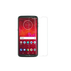 Smartphone screenprotector for Moto Z3 Play - Transparent