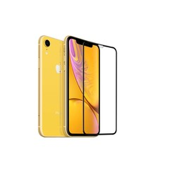 Smartphone screenprotector for iPhone XR - Black