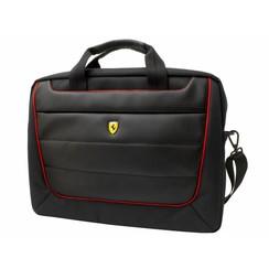 Ferrari Scuderia Laptoptas 15 inch - Zwart