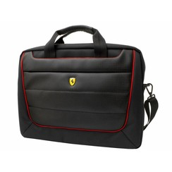 Ferrari universeel 15 inch Zwart Laptoptas - Scuderia - Sport