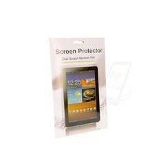 Tempered glass voor Samsung Tab 4 10.1 (8719273105047)-Transparant
