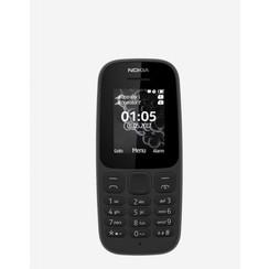 Nokia 105 - Zwart (5412882715180)