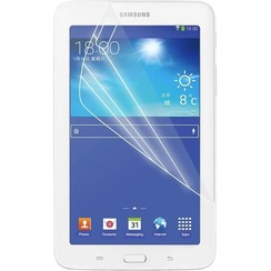 Tempered glass voor Samsung Tab 3 Lite (8719273105030)-Transparant