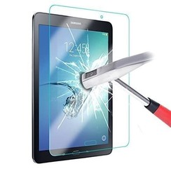 Tempered glass voor Samsung Tab 2 7.0 (8719273104996)-Transparant