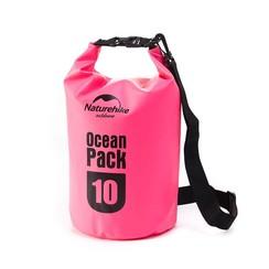 Waterdichte Droogzak 10l Hot Pink (8719273234457 )