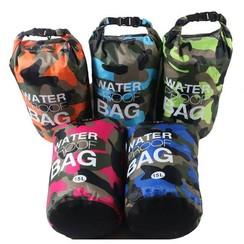 Waterdichte Droogzak Camouflage 15l (8719273234495 )