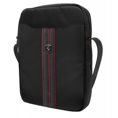 Ferrari Universal 8 inch Black Urban Collection Tablet bag - City