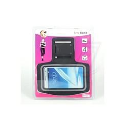 Samsung Galaxy Note 3 - N9000 - Sportief Armband - Zwart