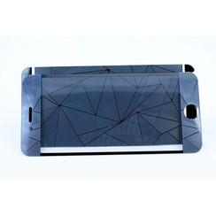Tempered glass voor iPhone 6S (8719273204252)-Zwart