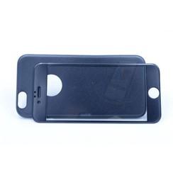 Tempered glass voor iPhone 6S (8719273206294)-Zwart