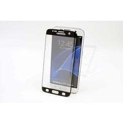 Tempered glass voor Galaxy S7 Edge (8719273209295)-Zwart