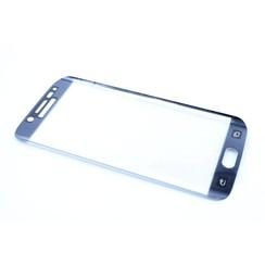 Tempered glass voor Galaxy S6 Edge (8719273206454)-Zwart