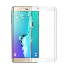Tempered glass voor Galaxy S6 Edge Plus (8719273206515)-Wit