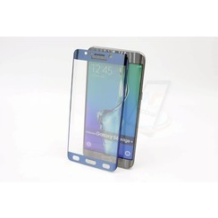 Tempered glass voor Galaxy S6 Edge Plus (8719273209271)-Blauw