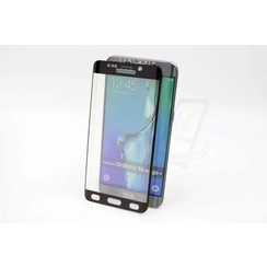 Tempered glass voor Galaxy S6 Edge Plus (8719273209240)-Zwart