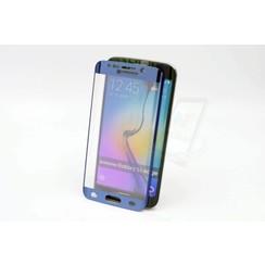 Tempered glass voor Galaxy S6 Edge (8719273209226)-Blauw