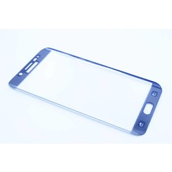 Tempered glass voor S6 Edge Plus (8719273206539)-Blauw