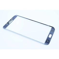 Tempered glass voor S6 Edge Plus (8719273206508)-Zwart