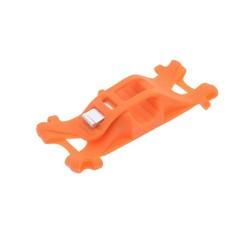 Flexibel Oranje Telefoonhouder fiets -Veilig Bellen en Navigeren - Kunststof