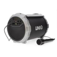 UNIQ Karaoke Bluetooth-Lautsprecher Schwarz (8719273225271)