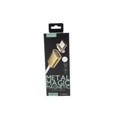 Micro USB Kabel 1 m Goud (8719273241745 )
